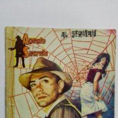 Livros de Banda Desenhada: AGENTE SECRETO Nº 10, EDITORIAL FERMA. Lote 155723730