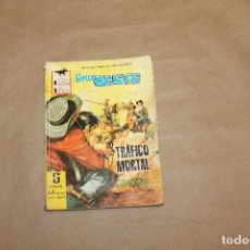 Tebeos: GRAN OESTE Nº 214, NOVELA GRÁFICA,EDITORIAL FERMA. Lote 156205738