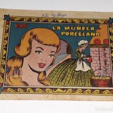 Tebeos: ANTIGUO COMIC COLECCION PRINCESITA CAROLINA Nº 12 - LA MUÑECA DE PORCELANA - ED. FERMA AÑOS 50. Lote 156521622