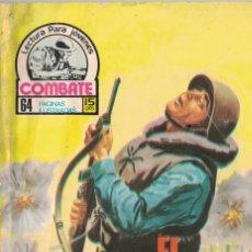 Tebeos: REVISTA GRAFICA COMBATE Nº 78 - EL TENIENTE FRACASO. Lote 156642762