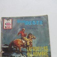 Tebeos: COLECCION GRAN OESTE Nº 138: LAS HUELLAS DEL HOMBRE MUERTO FERMA VSD09. Lote 156692850