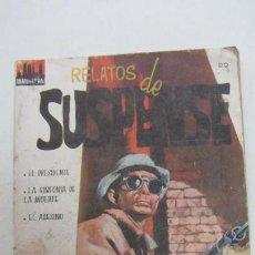 Tebeos: RELATOS DE SUSPENSE, Nº 20. COLECCION MANHATTAN GRÁFICA. 1964 ÚLTIMO, DIFÍCIL VSD09. Lote 156738470