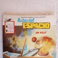 BDs: RUTAS DEL ESPACIO Nº 5 - REBELION EN VENUS - FERMA 1958 - 64 PÁGINAS MÁS CUBIERTAS. Lote 156976506