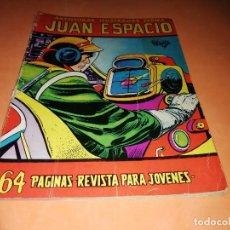 Tebeos: JUAN ESPACIO. AVENTURAS ILUSTRADAS FERMA. Nº 28 . 1958.. Lote 157207802