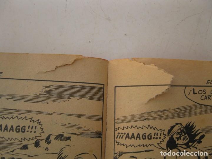 Tebeos: COLOSOS DEL OESTE - Nº 74 - EL FUERTE - EDITORIAL FERMA - AÑO 1964. - Foto 5 - 158108074
