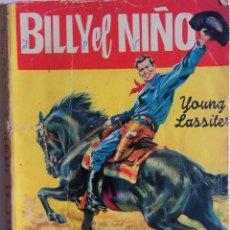 Tebeos: SALVAJE OESTE Nº 14 - BILLY EL NIÑO. Lote 158207966