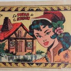 Tebeos: COLECCIÓN PRINCESITA CAROLINA Nº 36 - LA PERLA DE LA ILUSIÓN. Lote 158221222