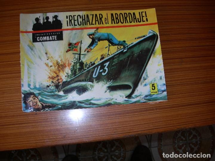COMBATE Nº 11 EDITA FERMA (Tebeos y Comics - Ferma - Combate)