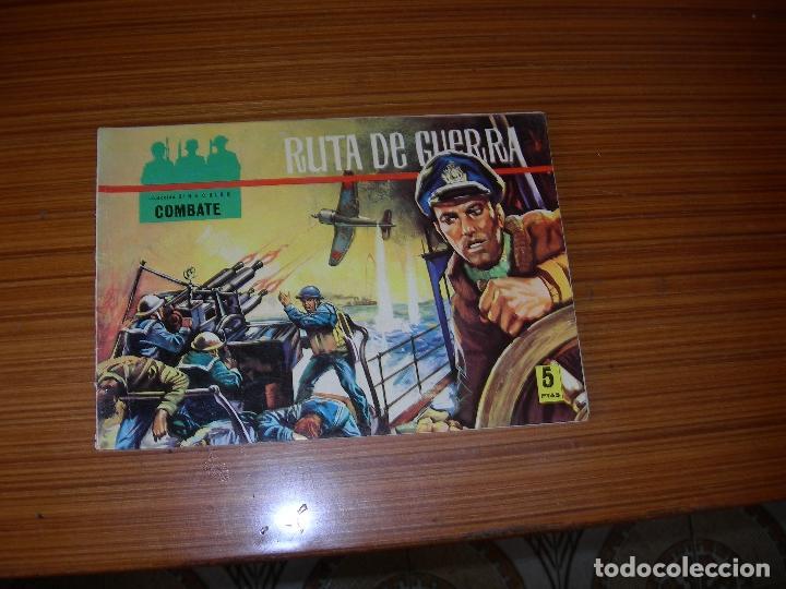 COMBATE Nº 10 EDITA FERMA (Tebeos y Comics - Ferma - Combate)
