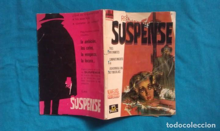RELATOS DE SUSPENSE - COLECCION MANHATTAN 3 (Tebeos y Comics - Ferma - Otros)