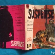 Tebeos: RELATOS DE SUSPENSE - COLECCION MANHATTAN 3 . Lote 159869562