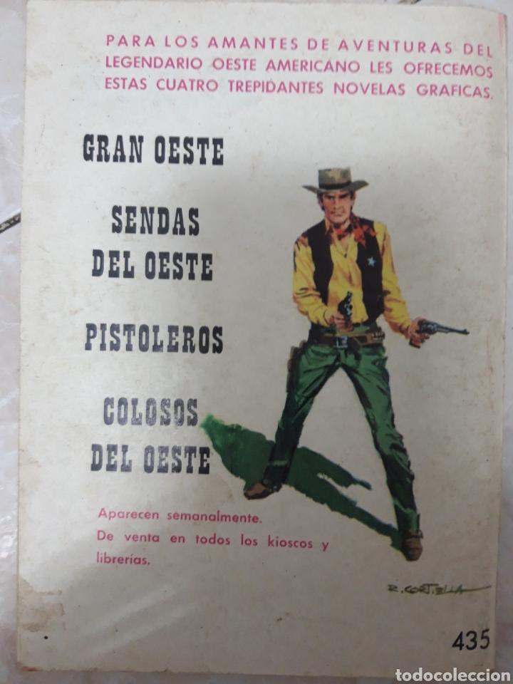 Tebeos: EL GRAN OESTE EL VALOR DE UN SHERIFF - Foto 2 - 160018025
