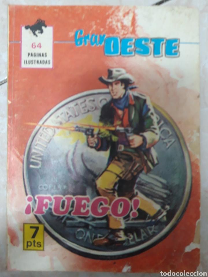 GRAN OESTE FUEGO (Tebeos y Comics - Ferma - Gran Oeste)
