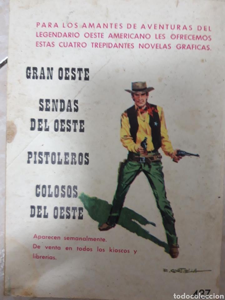 Tebeos: GRAN OESTE FUEGO - Foto 2 - 160018254