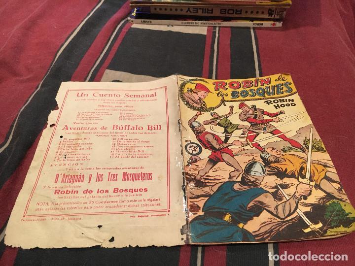 ROBIN DE LOS BOSQUES Nº 1 - ROBIN HOOD - ORIGINAL - FERMA (Tebeos y Comics - Ferma - Otros)
