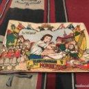 Tebeos: D'ARTAGNAN Y LOS TRES MOSQUETEROS, Nº 1-3 4 5 Y 6 ED FERMA 1956,. Lote 160346626