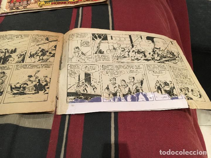Tebeos: DARTAGNAN Y LOS TRES MOSQUETEROS, Nº 1-3 4 5 Y 6 ED FERMA 1956, - Foto 3 - 160346626