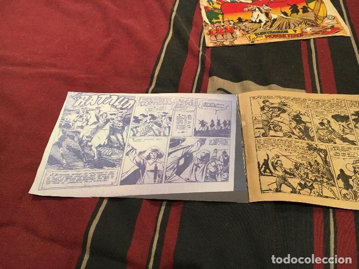 Tebeos: DARTAGNAN Y LOS TRES MOSQUETEROS, Nº 1-3 4 5 Y 6 ED FERMA 1956, - Foto 9 - 160346626