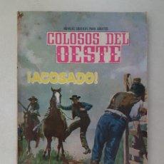 Tebeos: COLOSOS DEL OESTE. Nº 126. FERMA.. Lote 160523074