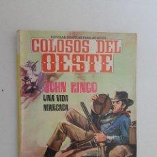 Tebeos: COLOSOS DEL OESTE. Nº 17. !!! MUY DIFICIL !!!. FERMA.. Lote 160524470