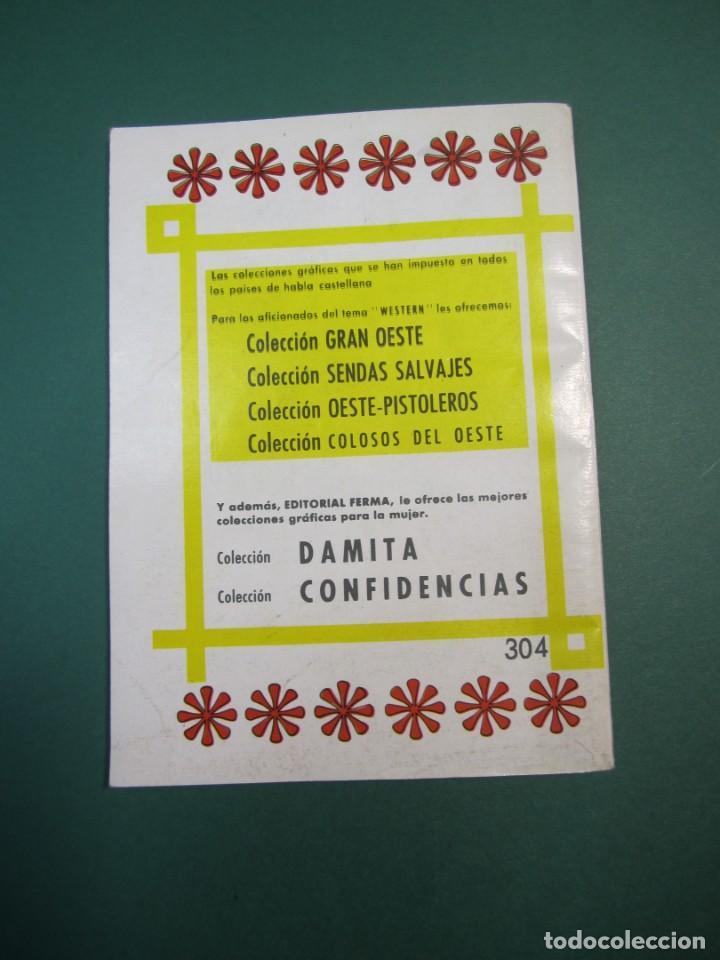 Tebeos: SENDAS SALVAJES / SENDAS DEL OESTE (1962, FERMA) 304 · 30-III-1970 · SENDAS SALVAJES / SENDAS DEL OE - Foto 2 - 160546702