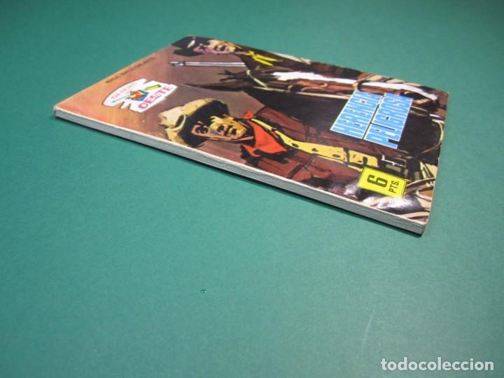 Tebeos: SENDAS SALVAJES / SENDAS DEL OESTE (1962, FERMA) 304 · 30-III-1970 · SENDAS SALVAJES / SENDAS DEL OE - Foto 3 - 160546702