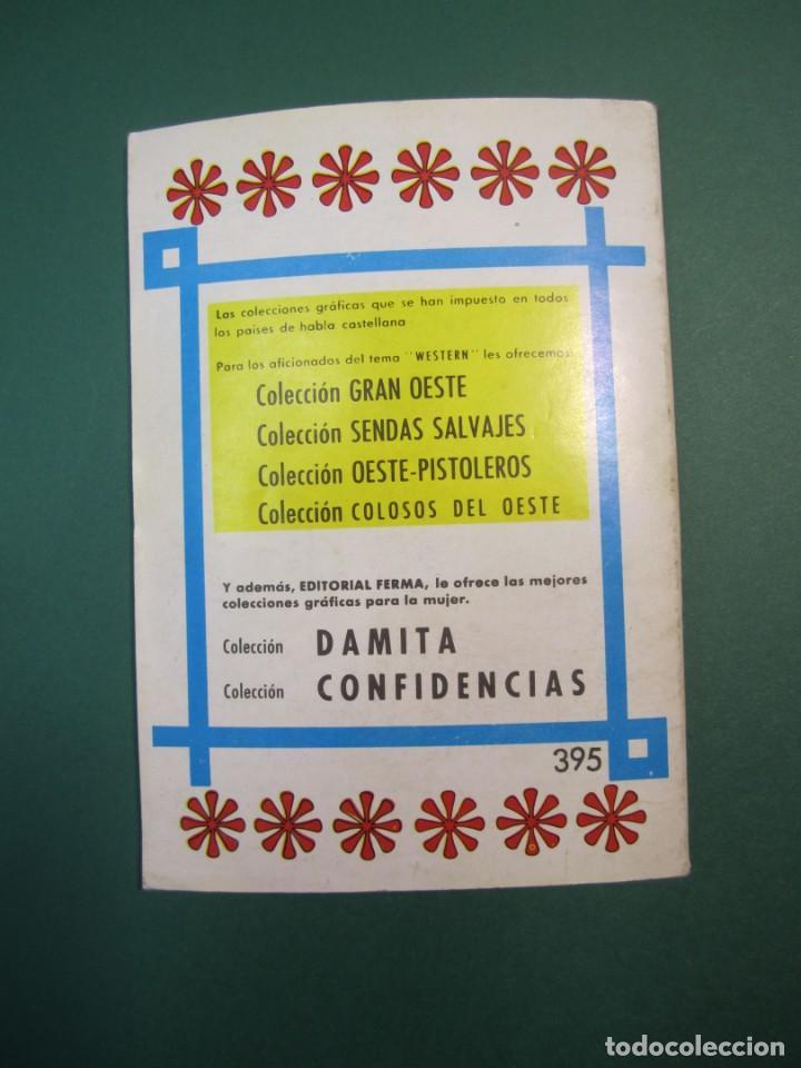 Tebeos: GRAN OESTE / MONTANA OESTE (1958, FERMA) 395 · 9-XII-1965 · EL LADRIDO DEL COLT - Foto 2 - 160547118