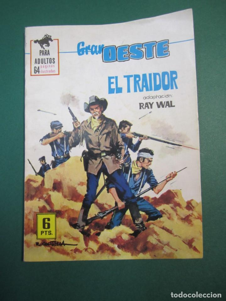 GRAN OESTE / MONTANA OESTE (1958, FERMA) 388 · 21-X-1965 · GRAN OESTE / MONTANA OESTE (Tebeos y Comics - Ferma - Gran Oeste)