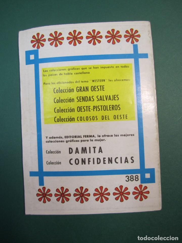 Tebeos: GRAN OESTE / MONTANA OESTE (1958, FERMA) 388 · 21-X-1965 · Gran OESTE / Montana OESTE - Foto 2 - 160568974