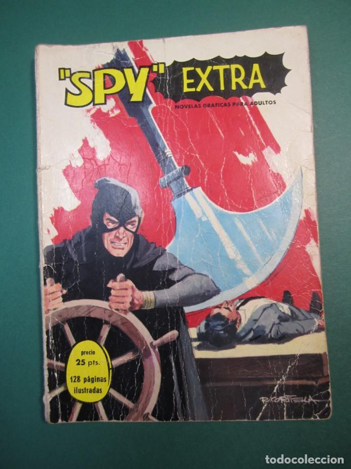 SPY EXTRA (1969, FERMA) 2 · 1969 · SPY EXTRA (Tebeos y Comics - Ferma - Otros)