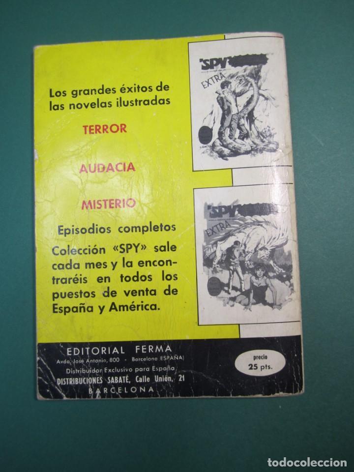 Tebeos: SPY EXTRA (1969, FERMA) 2 · 1969 · SPY EXTRA - Foto 2 - 160569942