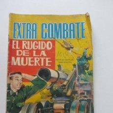 Tebeos: EXTRA COMBATE 4 EL RUGIDO DE LA MUERTE. NOVELAS GRAFICAS DE GUERRA FERMA CS140B. Lote 160963114