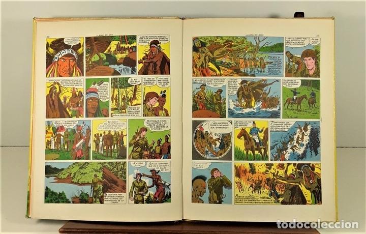 Tebeos: COLECCIÓN IMAGENES Y AVENTURAS. 2 EJEMPLARES. EDIT. FERMA. BARCELONA. 1965. - Foto 3 - 161368442
