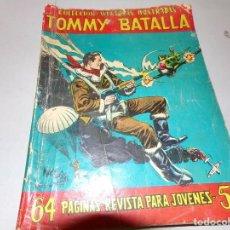Tebeos: TOMMY BATALLA COMANDO DEL AIRE NUMERO 2. Lote 163778370