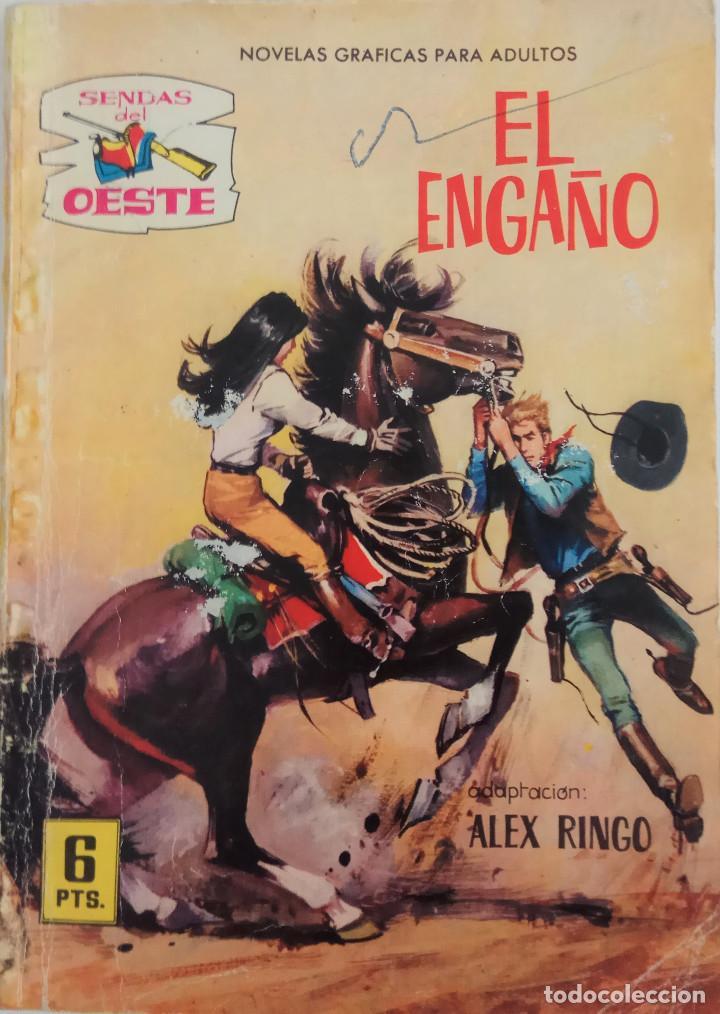 COLECCIÓN SENDAS DEL OESTE - Nº 171 - EL ENGAÑO (Tebeos y Comics - Ferma - Otros)