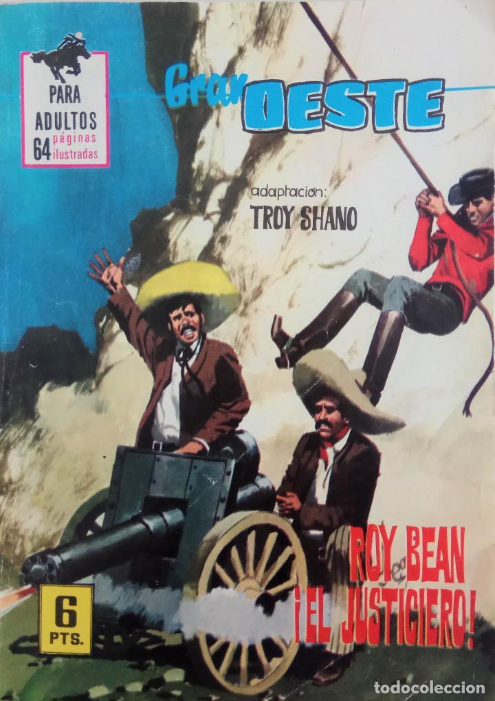 COLECCIÓN GRAN OESTE Nº 385 - ROY BEAN ¡EL JUSTICIERO! (Tebeos y Comics - Ferma - Gran Oeste)