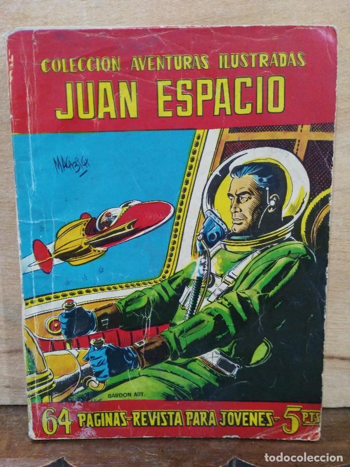 JUAN ESPACIO - Nº 7 - ED. FERMA (Tebeos y Comics - Ferma - Aventuras Ilustradas)