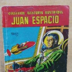 Tebeos: JUAN ESPACIO - Nº 7 - ED. FERMA. Lote 165952306