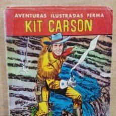 Tebeos: KIT CARSON - Nº 16 - ED. FERMA. Lote 165952438