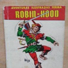 Tebeos: ROBIN - HOOD - Nº 38 - ED. FERMA. Lote 165953126