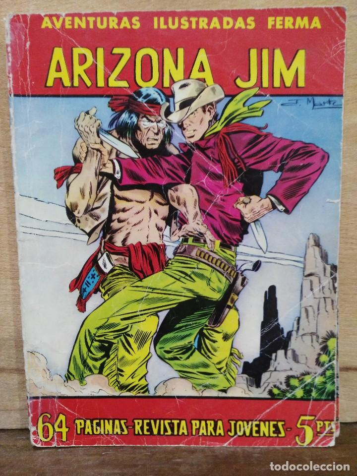 ARIZONA JIM - Nº 39 - ED. FERMA (Tebeos y Comics - Ferma - Aventuras Ilustradas)
