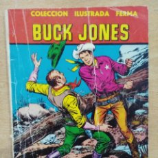 Tebeos: BUCK JONES - Nº 56 - ED. FERMA. Lote 165953542