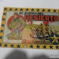 Tebeos: HEROES BELICOS Nº 2 SIMBOLO ORIGINAL. Lote 167735692