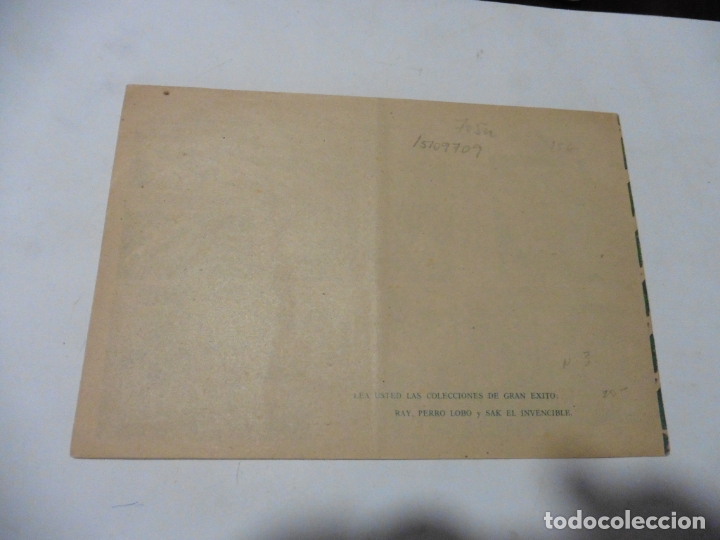 Tebeos: HEROES BELICOS Nº 3 SIMBOLO ORIGINAL - Foto 2 - 167735880