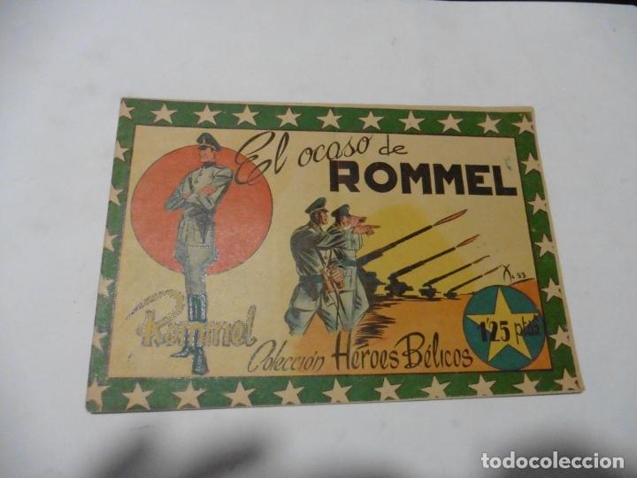 HEROES BELICOS Nº 3 SIMBOLO ORIGINAL (Tebeos y Comics - Ferma - Otros)
