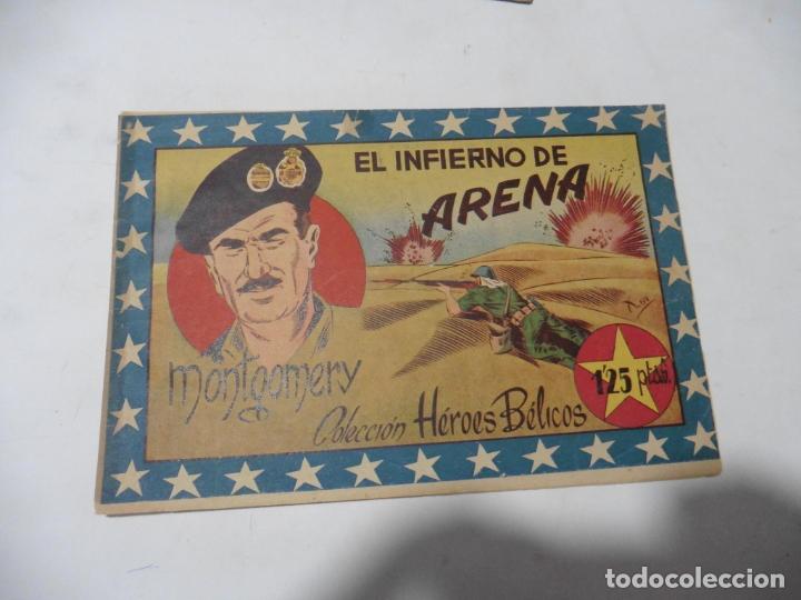 HEROES BELICOS Nº 5 SIMBOLO ORIGINAL (Tebeos y Comics - Ferma - Otros)