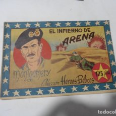 Tebeos: HEROES BELICOS Nº 5 SIMBOLO ORIGINAL. Lote 167736340