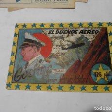 Tebeos: HEROES BELICOS Nº 16 SIMBOLO ORIGINAL. Lote 167737100