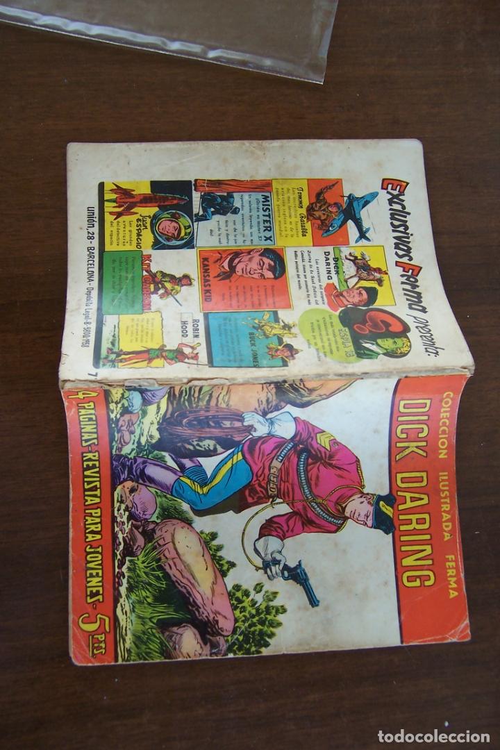 FERMA,- AVENTURAS ILUSTRADAS Nº 71 DICK DARING (Tebeos y Comics - Ferma - Aventuras Ilustradas)