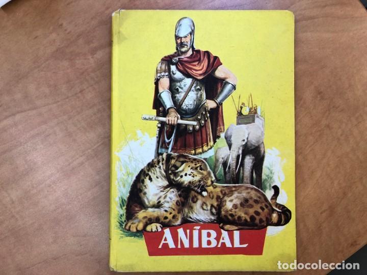 ANIBAL . COLECCIÓN JUVENIL FERMA Nº 9. SERIE AMARILLA (Tebeos y Comics - Ferma - Otros)